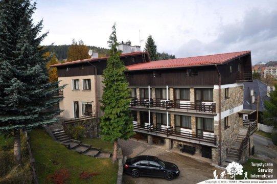 Granit. Pokoje blisko szlaków i wyciągów narciarskich