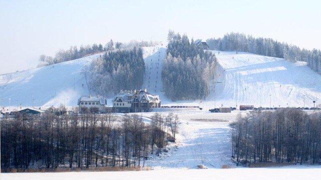 Wyciąg narciarski WOSIR Szelment