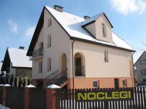 Dom na ul. Kochanowskiego 2