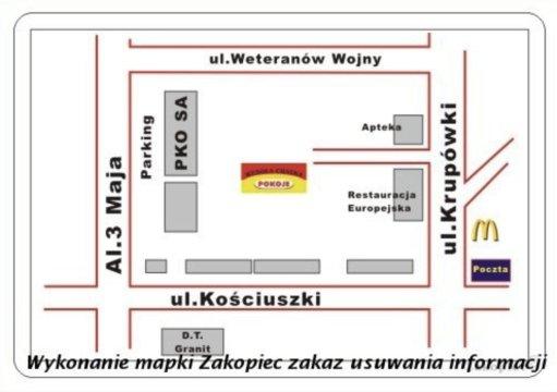 Pokoje Wesoła Chatka - Domek Waluś
