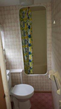 Łazienka w domku Holenderskim