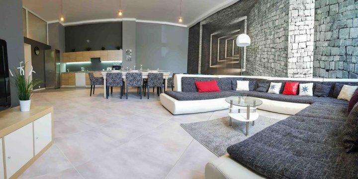 Apartament 120m2 zaledwie 200m od plaży