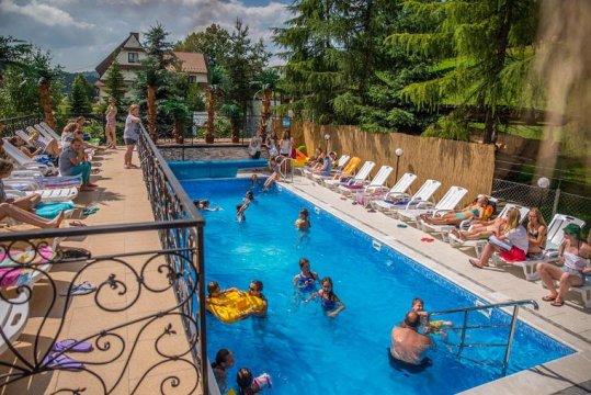 Pensjonat Tatrzański Relax & Spa***