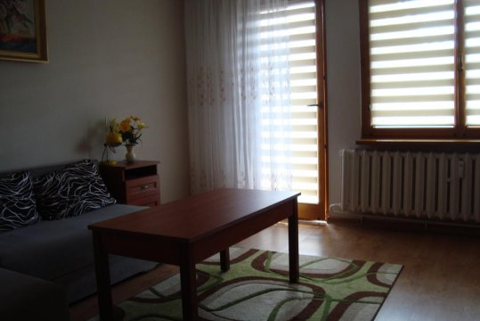 POKÓJ DZIENNY - Przytulny apartament na odpoczynek