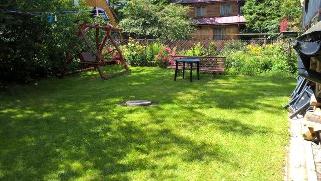 podwórko - Pokoje gościnne Anna Skowyra | blisko szlaków turystycznych | odpoczynek w ciszy