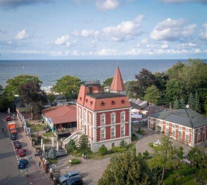 Villa Red - 50m od morza, przy promenadzie nadmorskiej