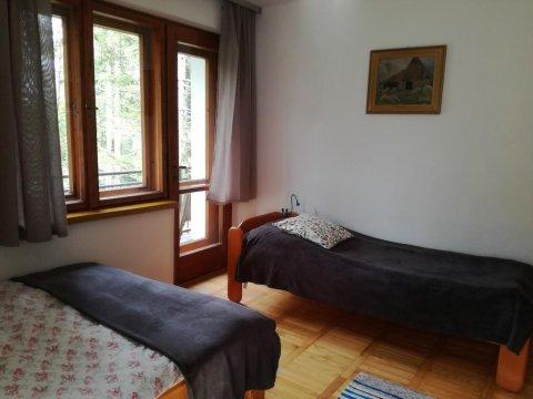 pokój 3 osobowy - Dom Pod Skocznią | pokoje z widokiem na Giewont