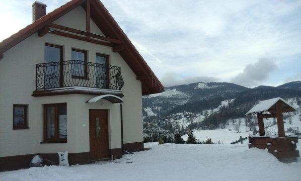 Domek w górach - BESKIDY - noclegi
