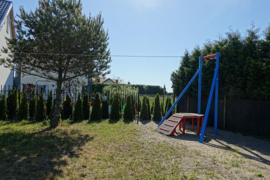 Asterix - murowane, komfortowe domki dla rodzin, 350 m od plaży. Zapraszamy!