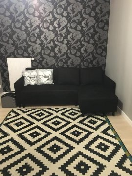 Salon - sofa rozkładana