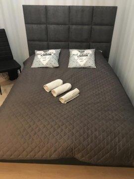 Sypialnia - łóżko 140x200