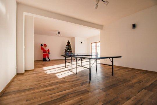 sala sportowo-rekreacyjna - Dom Wczasowy Maria Zakopane-Murzasichle