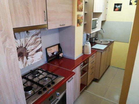 Apartament Deluxe 40m - kuchnia