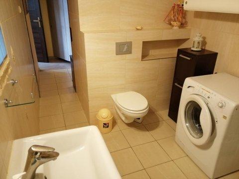 Apartament Deluxe 40m - łazienka