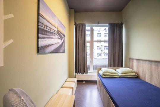 pokój 01 zielony 5-6 osobowy