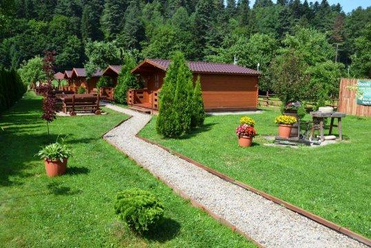 Domki Spokojne Miejsce - domki letniskowe