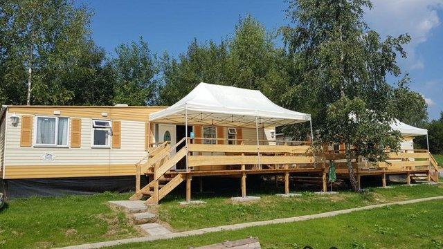 Baza Wędkarska Czorsztyn   przytulny domek dla 6 osób