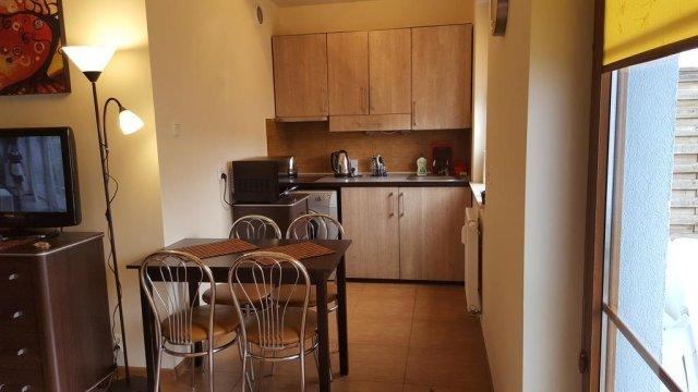 Apartament Jacek   taras   300 metrów od plaży   blisko kortów tenisowych