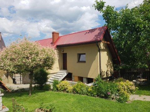 Domek Józek Węgierska Górka Cięcina