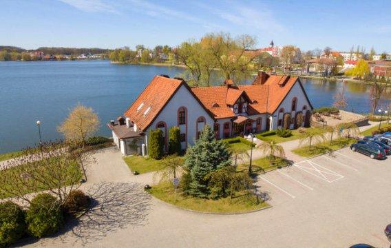Apartament II Rezydencja Stary Spichlerz | malowniczy widok na jezioro
