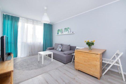 Dwupokojowy apartament Nad Motławą