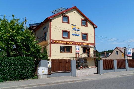 To My - Willa Mewa Gdynia | przytulne pokoje z wyżywieniem | domowa kuchnia