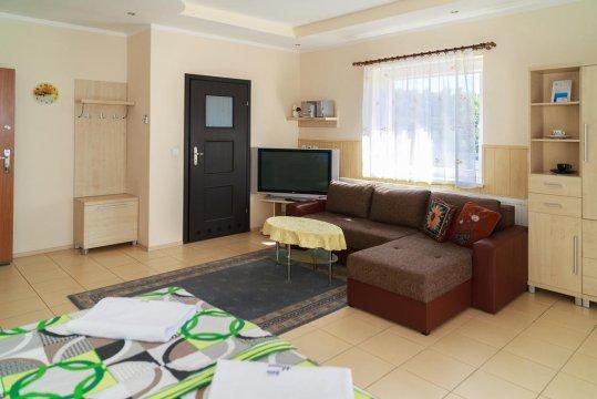 Apartament_1 - Willa Mewa Gdynia | przytulne pokoje z wyżywieniem | domowa kuchnia