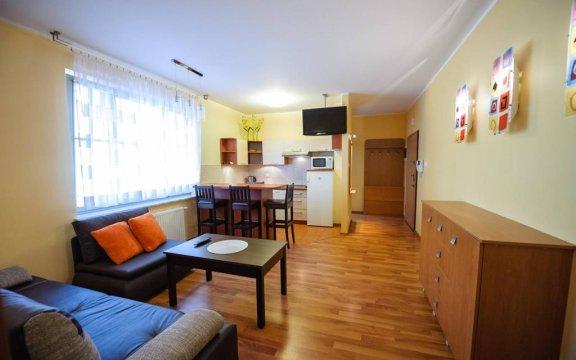 GRACJA 2-pokojowe+garaż Monte Cassino 40