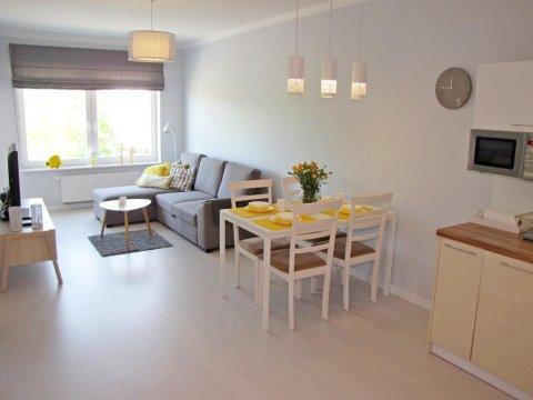 apartament 2 pokojowy - Apartamenty Gama Kołobrzeg | w pobliżu morza