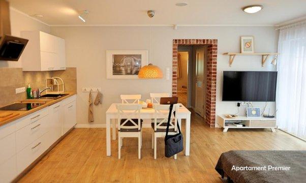 Biały Dom - 2 Bedrooms. Komfortowe, w pełni wyposażone apartamenty