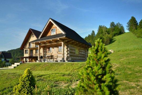 Domek na Górkach | 50 m od wyciągu narciarskiego