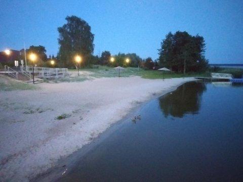 plaża Nowe Warpno