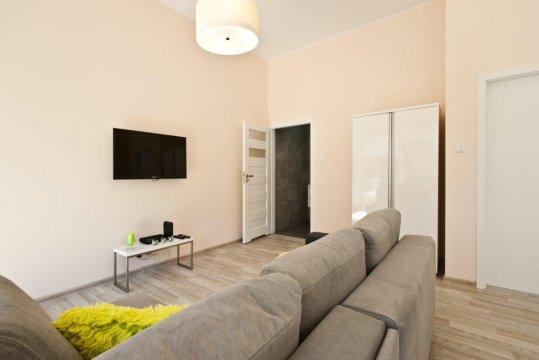 Chmielna Park | Apartament 600 metrów od Fontanny Neptuna