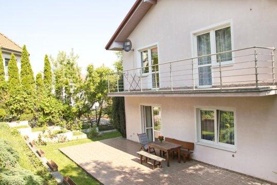 Zen House Gdańsk. Uroczy dom z ogrodem i tarasem