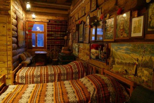Izba Karpacka - Zapraszamy do naszego niezwykłego domu z duszą. Idealny dla szukających spokoju,