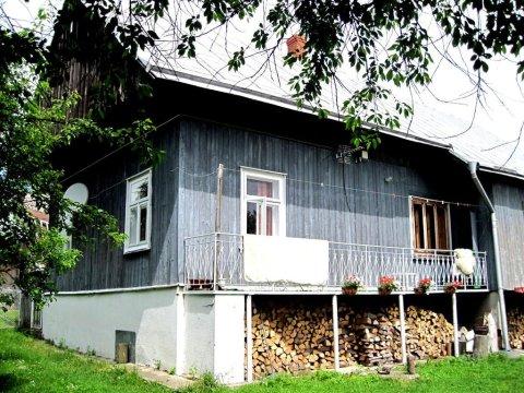 Chata od strony gór z balkonem - Zapraszamy do naszego niezwykłego domu z duszą. Idealny dla szukających spokoju,