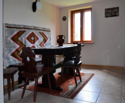 kuchnia - Apartament w Willi pod Malwami | Jezioro Czorsztyńskie
