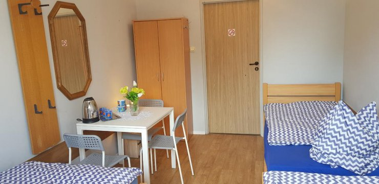 Chorzów. Pokoje 2, 3, 4 - osobowe dla pracowników