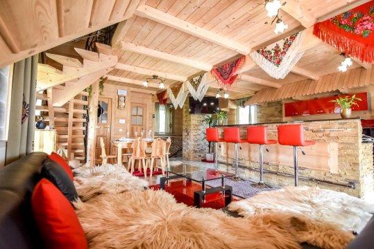 Góralski Zakątek - Komfortowy domek dla 6 osób z widokiem na Tatry