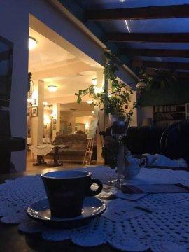 Romantyczny wieczór. - Folwark Nadmorska Ostoja, 100 m do morza, 500 m do lasu