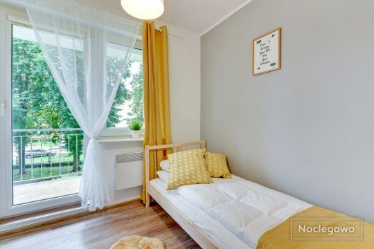 Szyprow Room 2. Pokój dla 2 osób z widokiem na zieleń