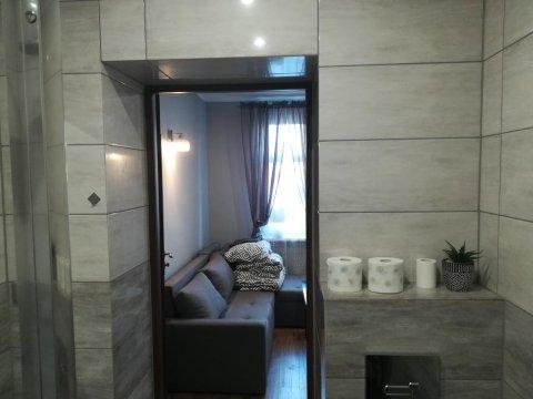 Apartament szary 2 osobowy