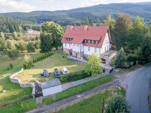 Villa Limba - noclegi w cichej okolicy. Relaks w gabinecie masażu