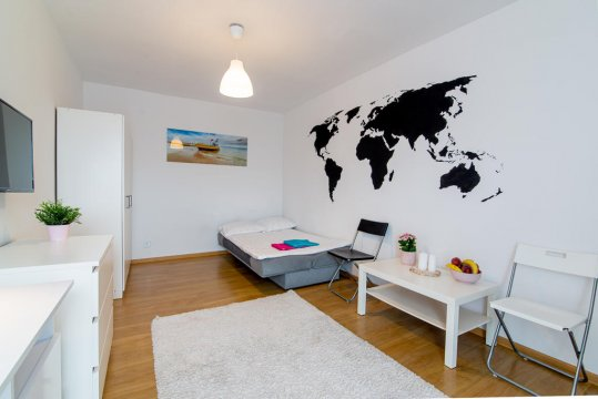 Mieszkanie blisko plaży dla 4 osób | Baltica 32