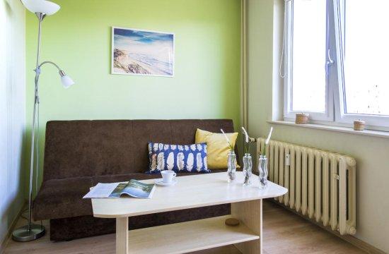 Apartament Kremowy   blisko morza i Sopotu   dobrze skomunikowany