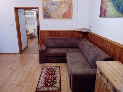 Złoty Widok | Apartament do 6-8 osób oraz pokój typu studio dla 2 osób