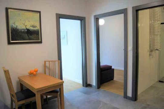 WrocApart   Elegancki i przytulny apartament dla 4 osób