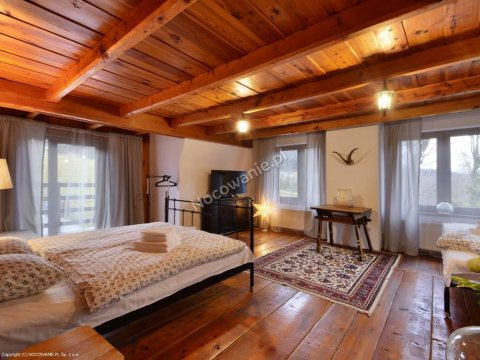 Domek Glinno 77 | Wypoczynek dla 15 osób w Górach Sowich
