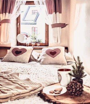 Willa Jaworzyna. Apartament z 2 sypialniami. Niby w lesie, a w sercu miasta.