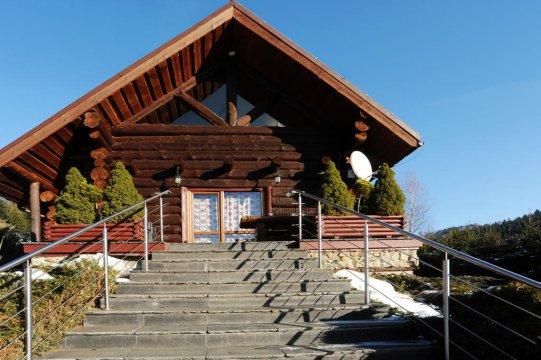 Pod Smrekami | Domek w górach z kominkiem, basenem, sauną i tarasem